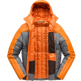 Big Agnes Shovelhead Jacket Men, orange/gray